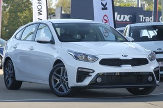 2018 Kia Cerato YD MY18 Sport Snow White Pearl 6 Speed Sports Automatic Hatchback.