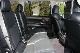 2015 Lexus LX URJ201R LX570 Black 8 Speed Sports Automatic Wagon