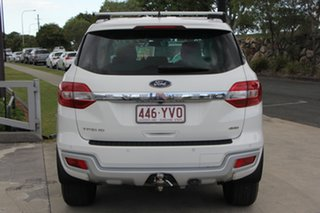 2015 Ford Everest UA Trend 4WD White 6 Speed Sports Automatic Wagon
