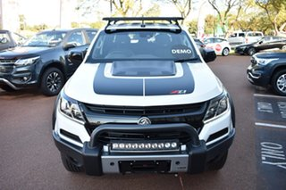 2019 Holden Colorado RG MY19 Z71 Pickup Crew Cab Xtreme Summit White 6 Speed Sports Automatic