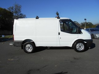 2012 Ford Transit VM MY12 Update Low (SWB) White 6 Speed Manual Van