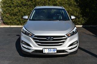 2017 Hyundai Tucson TL MY17 Active X 2WD Platinum Silver 6 Speed Sports Automatic Wagon.