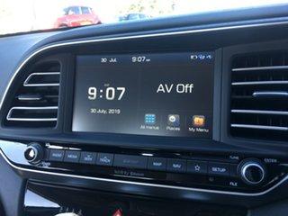 2019 Hyundai Elantra AD.2 MY19 Active Phantom Black Pearl 6 Speed Sports Automatic Sedan