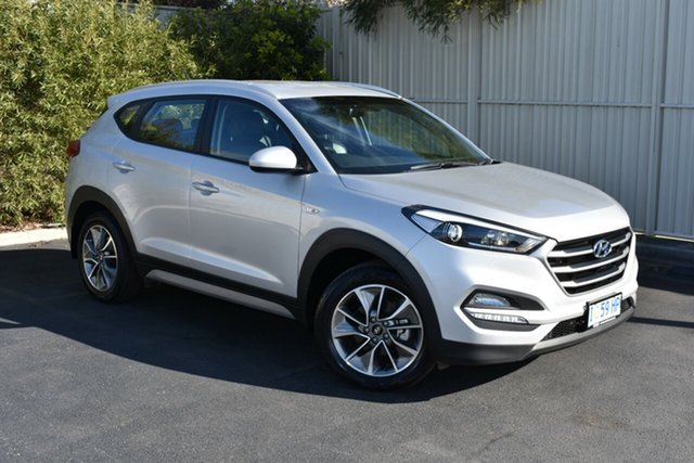 Used Hyundai Tucson TL MY17 Active X 2WD, 2017 Hyundai Tucson TL MY17 Active X 2WD Platinum Silver 6 Speed Sports Automatic Wagon
