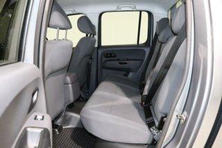 2016 Volkswagen Amarok 2H MY16 TDI400 Core Edition (4x4) Grey 6 Speed Manual Dual Cab Utility
