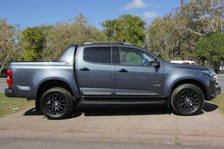 2018 Holden Colorado RG MY19 Z71 Pickup Crew Cab Dark Shadow Grey 6 Speed Sports Automatic Utility.