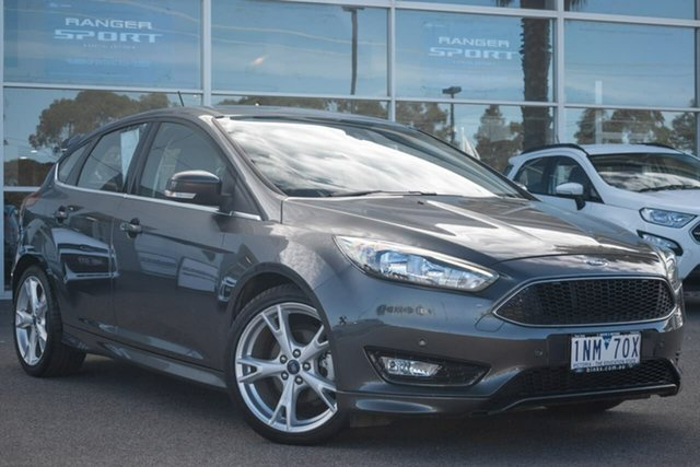 Used Ford Focus LZ Titanium, 2018 Ford Focus LZ Titanium 6 Speed Automatic Hatchback