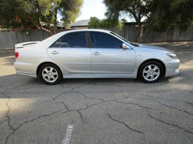 Used Toyota Camry MCV36R Upgrade Sportivo, 2005 Toyota Camry MCV36R Upgrade Sportivo 4 Speed Automatic Sedan