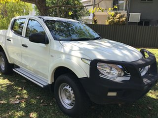 2015 Mitsubishi Triton MN MY15 GLX White 4 Speed Automatic Double Cab Utility.