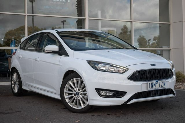 Used Ford Focus LZ Sport, 2018 Ford Focus LZ Sport 6 Speed Automatic Hatchback
