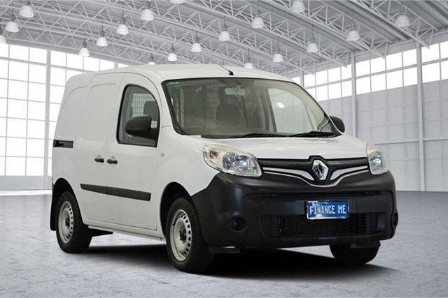Used Renault Kangoo F61 Phase II , 2015 Renault Kangoo F61 Phase II White 4 Speed Automatic Van