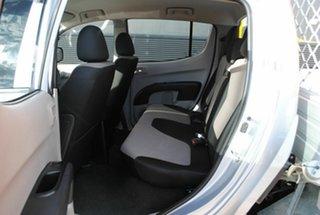2014 Mitsubishi Triton MN MY15 GLX Double Cab Satellite Silver 4 Speed Sports Automatic Utility