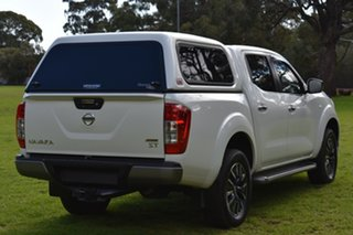 2017 Nissan Navara D23 S2 ST N-SPORT White 7 Speed Sports Automatic Utility.
