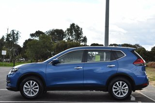 2017 Nissan X-Trail T32 ST X-tronic 4WD Blue 7 Speed Constant Variable Wagon