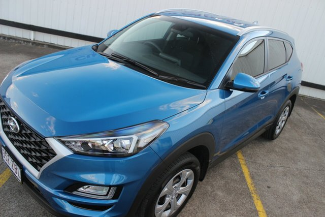 Used Hyundai Tucson TL3 MY19 Go 2WD, 2018 Hyundai Tucson TL3 MY19 Go 2WD R2u 6 Speed Manual Wagon