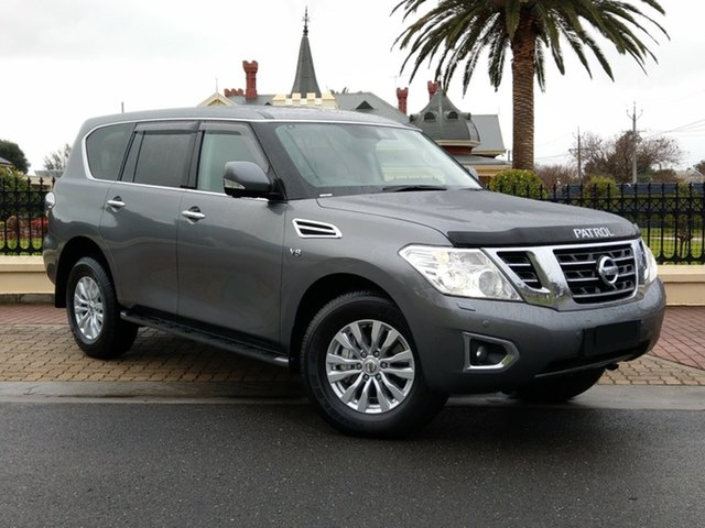 New Nissan Patrol Y62 Series 4 TI-L, 2019 Nissan Patrol Y62 Series 4 TI-L Gun Metallic 7 Speed Sports Automatic Wagon