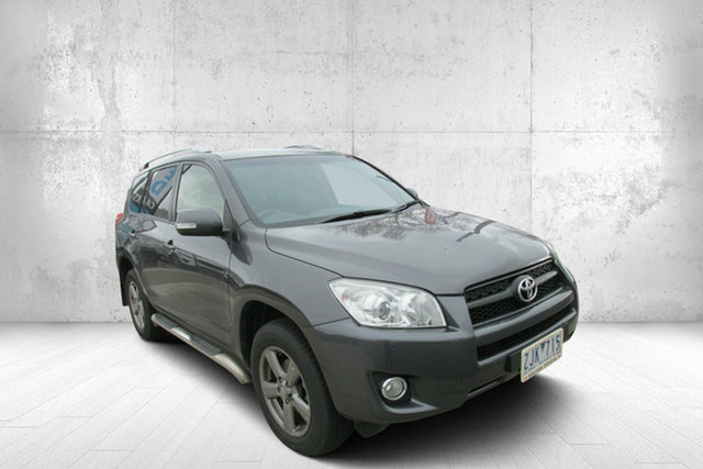 Used Toyota RAV4 ACA33R MY12 Altitude, 2012 Toyota RAV4 ACA33R MY12 Altitude Grey 4 Speed Automatic Wagon