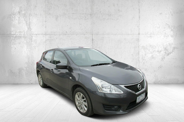 Used Nissan Pulsar ST ST, 2015 Nissan Pulsar ST ST Grey 1 Speed Automatic Hatchback