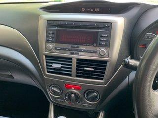 2010 Subaru Impreza G3 MY10 R AWD Spark Silver 4 Speed Sports Automatic Sedan