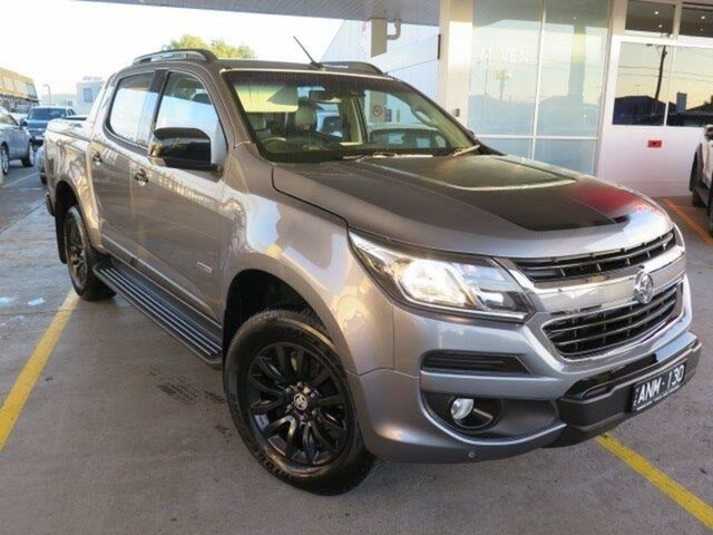 Used Holden Colorado RG MY17 Z71 Pickup Crew Cab, 2017 Holden Colorado RG MY17 Z71 Pickup Crew Cab Grey 6 Speed Sports Automatic Utility
