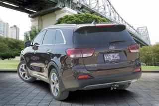 2016 Kia Sorento UM MY16 Platinum AWD Maroon 6 Speed Sports Automatic Wagon.