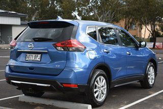 2017 Nissan X-Trail T32 ST X-tronic 4WD Blue 7 Speed Constant Variable Wagon.