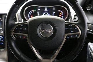 2013 Jeep Grand Cherokee WK MY14 Overland (4x4) Black 8 Speed Automatic Wagon