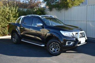 2017 Nissan Navara D23 S3 ST-X Black 7 Speed Sports Automatic Utility.