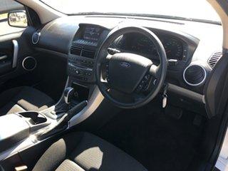 2014 Ford Territory SZ TX (RWD) White 6 Speed Automatic Wagon.
