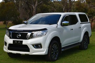 2017 Nissan Navara D23 S2 ST N-SPORT White 7 Speed Sports Automatic Utility
