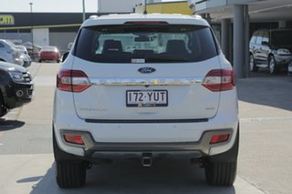 2016 Ford Everest UA Titanium 4WD White 6 Speed Sports Automatic Wagon