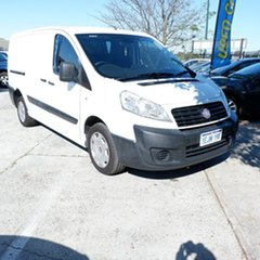 2012 Fiat Scudo Low Roof LWB White 6 Speed Manual Van.