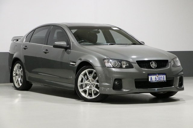 Used Holden Commodore VE II SS-V Redline Edition, 2010 Holden Commodore VE II SS-V Redline Edition Grey 6 Speed Automatic Sedan