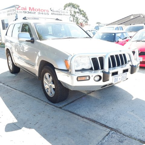 Used Jeep Grand Cherokee WH MY2010 Limited, 2010 Jeep Grand Cherokee WH MY2010 Limited 5 Speed Automatic Wagon