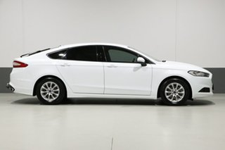 2016 Ford Mondeo MD Ambiente White 6 Speed Automatic Hatchback