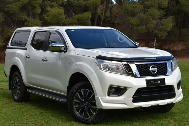 Used Nissan Navara D23 S2 ST N-SPORT, 2017 Nissan Navara D23 S2 ST N-SPORT White 7 Speed Sports Automatic Utility
