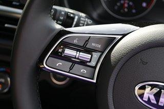 2020 Kia Cerato BD MY20 Sport+ Clear White 6 Speed Sports Automatic Hatchback