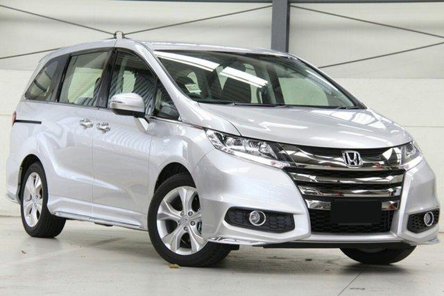 New Honda Odyssey RC MY20 VTi, 2020 Honda Odyssey RC MY20 VTi Super Platinum 7 Speed Constant Variable Wagon