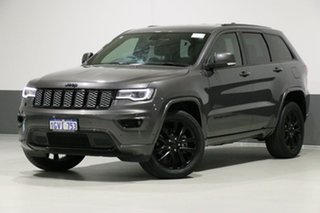 2017 Jeep Grand Cherokee WK MY17 Blackhawk (4x4) Grey 8 Speed Automatic Wagon.