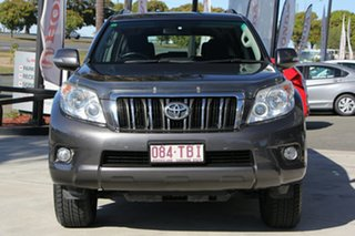 2013 Toyota Landcruiser Prado KDJ150R GXL Grey 5 Speed Sports Automatic Wagon