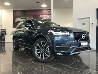 2018 Volvo XC90 L Series MY19 T6 Geartronic AWD Momentum Denim Blue 8 Speed Sports Automatic Wagon.