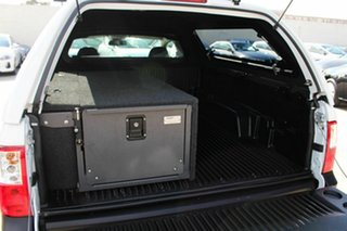 2014 Ford Falcon FG X Ute Super Cab White 6 Speed Sports Automatic Utility.