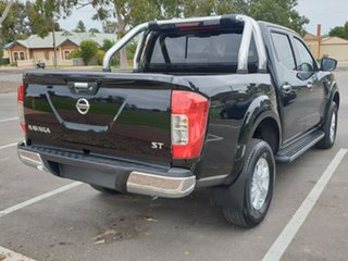 2019 Nissan Navara D23 S4 MY19 ST Cosmic Black 7 Speed Sports Automatic Utility.