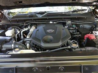 2018 Nissan Navara D23 S3 ST Cosmic Black 7 Speed Sports Automatic Utility