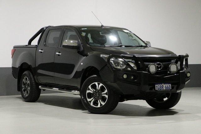 Used Mazda BT-50 MY16 XTR (4x4), 2016 Mazda BT-50 MY16 XTR (4x4) Black 6 Speed Automatic Dual Cab Utility