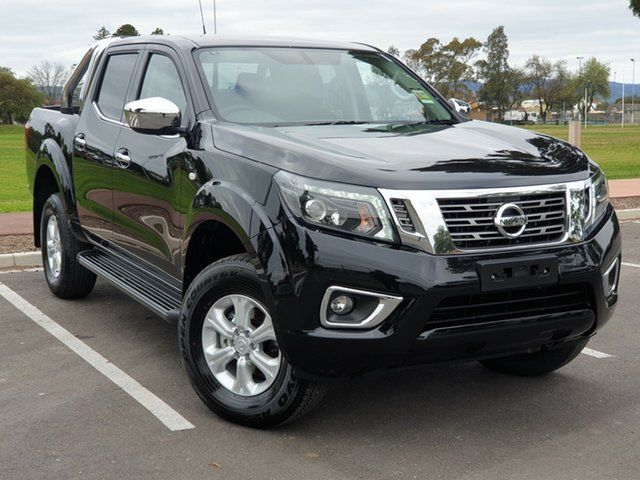 New Nissan Navara D23 S4 MY19 ST, 2019 Nissan Navara D23 S4 MY19 ST Cosmic Black 7 Speed Sports Automatic Utility