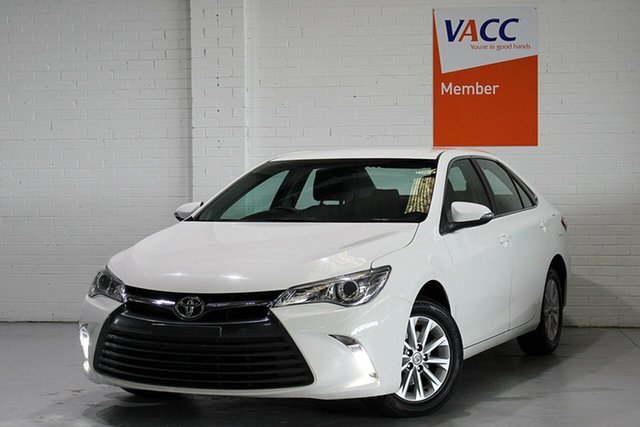 Used Toyota Camry ASV50R Altise, 2016 Toyota Camry ASV50R Altise 6 Speed Sports Automatic Sedan