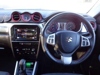 2016 Suzuki Vitara LY S Turbo (4WD) White 6 Speed Automatic Wagon