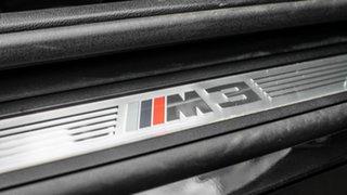 2008 BMW M3 E93 M-DCT Black 7 Speed Sports Automatic Dual Clutch Convertible
