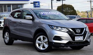 2018 Nissan Qashqai J11 Series 2 ST X-tronic Silver 1 Speed Constant Variable Wagon.